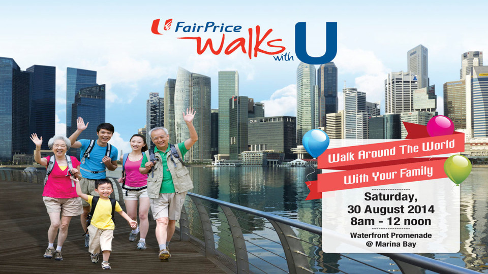FairPrice Walks With U 2014
