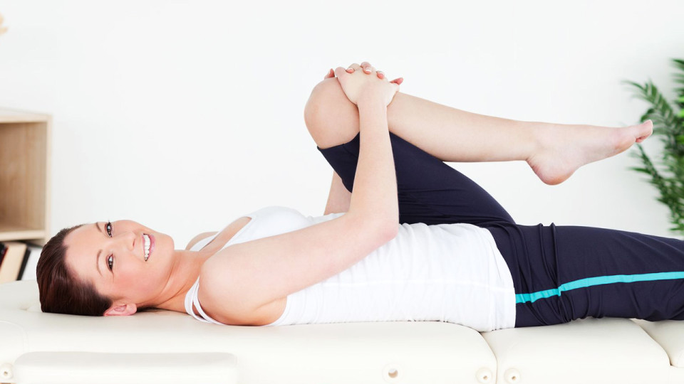 Hamstring and Gluteal Stretch Helps Improve Your Running Form