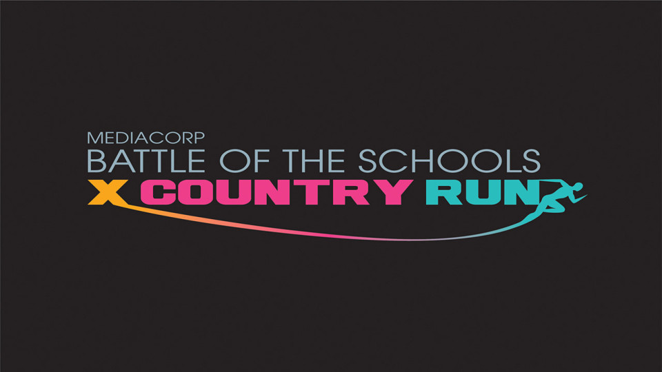 MediaCorp Battle of the School X country Run 2014