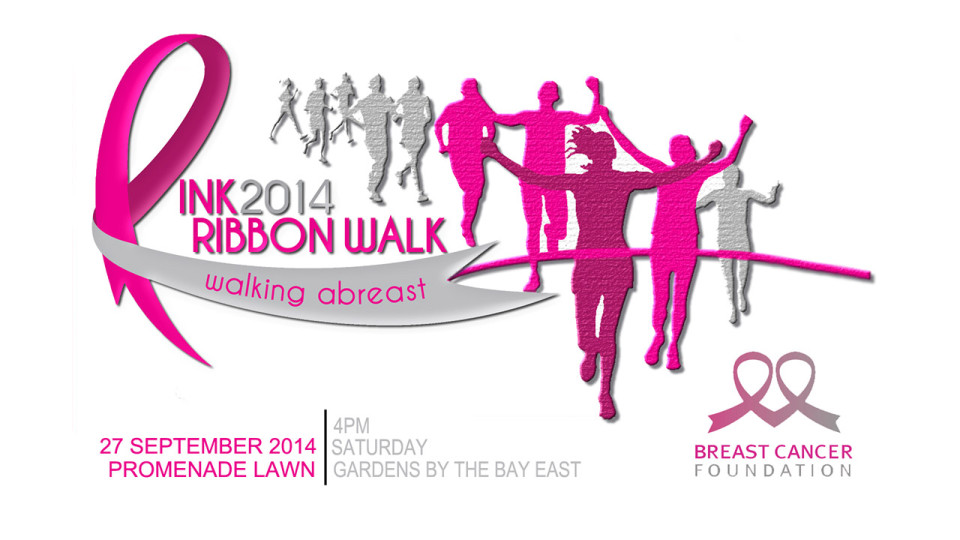 Pink Ribbon Walk 2014