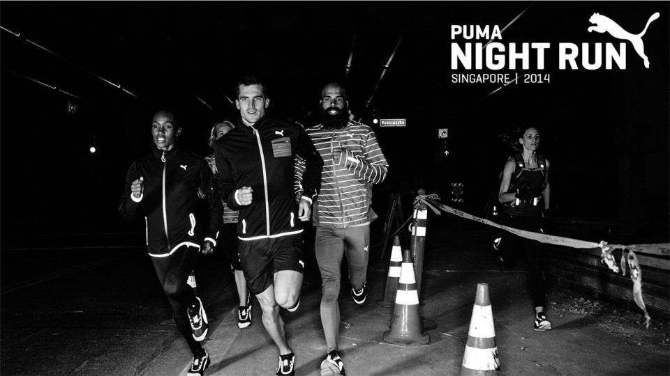 Puma Night Run 2014
