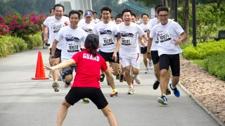 Reebok ONE Challenge 2014: Catch Me if You Can!