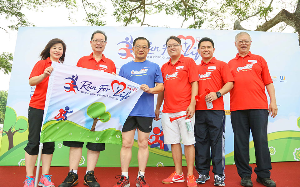 Run For Life 2014 Gave Runners the Chance to Help Needy Children