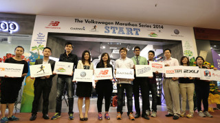 The Volkswagen Marathon Series 2014: Presenting the Best On-Road Experience Malaysia has to Offer