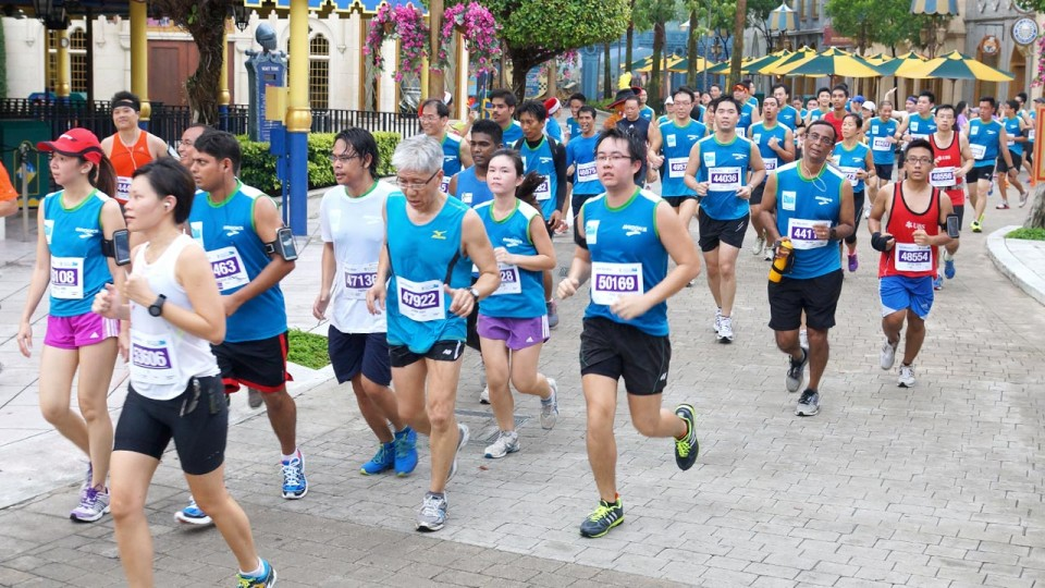 adidas Announced as Standard Chartered Marathan Singapore's Official Apparel Partner