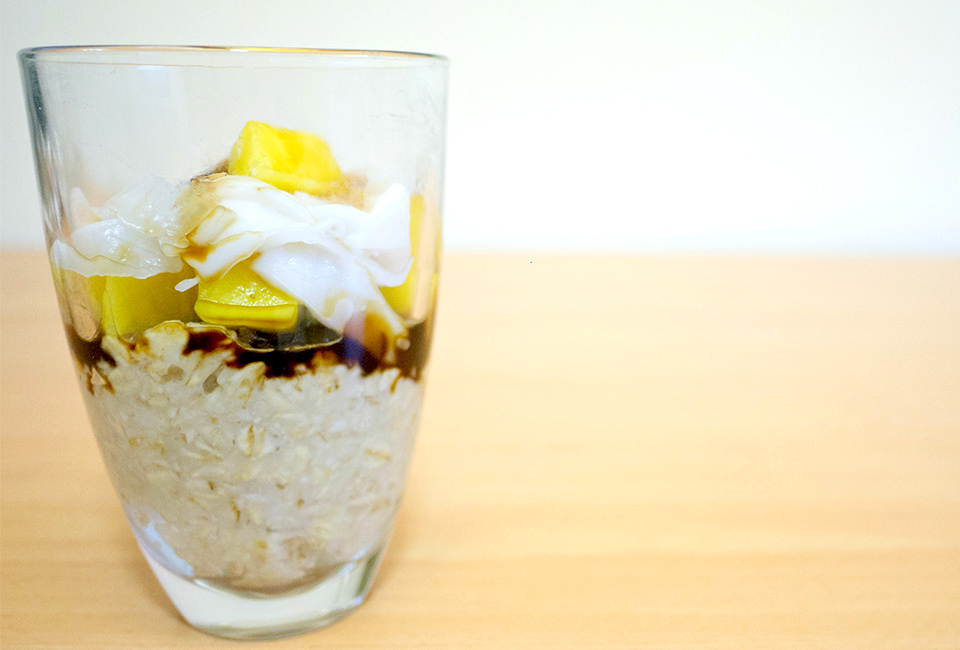 4 Delicious Breakfast Parfaits for Runners