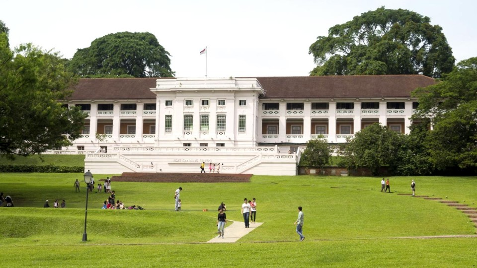 5 Parks in Singapore To Enjoy Singapore's Arts and Heritage
