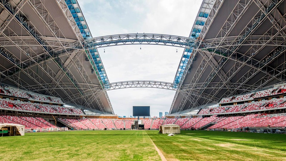 Run, Jog and Stay fit at Singapore's Best Free Stadium Tracks