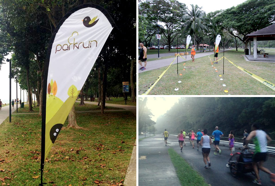 East Coast Park parkrun Gives Runners Weekly 5km Training by the Sea
