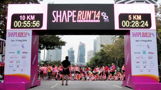 Photos: SHAPE Run 2014