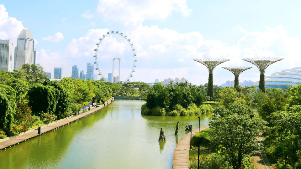 5 More Wonderful Places to Run and Eat in Singapore!