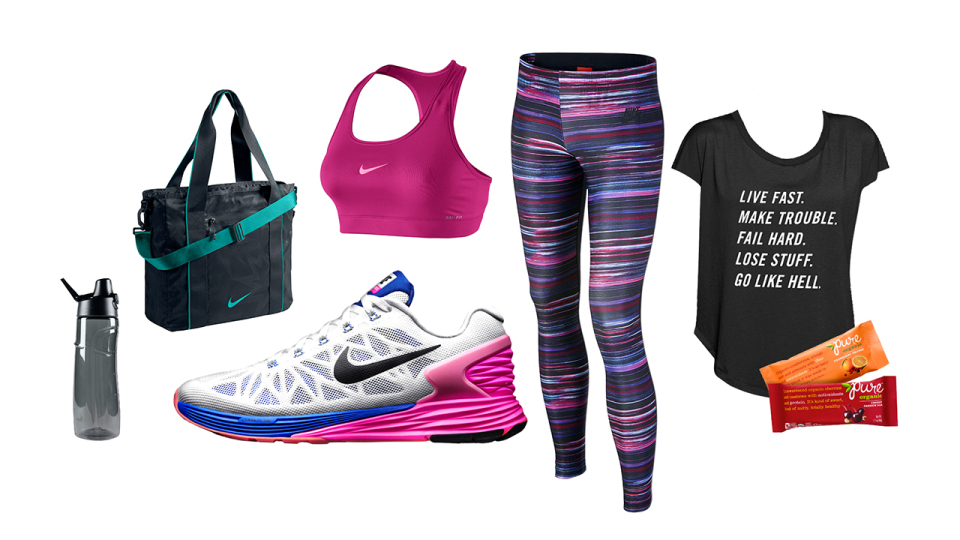 Outfit Of the Week: Dress Your Best with This Gym Getup!