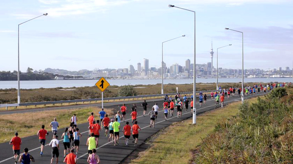 The Auckland Marathon 2014 Stands Out as New Zealand's Premier Road Race!