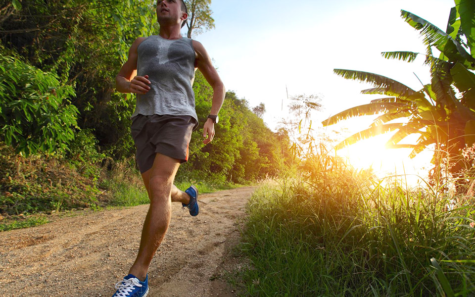 Try Hill Running to Improve Your Timing