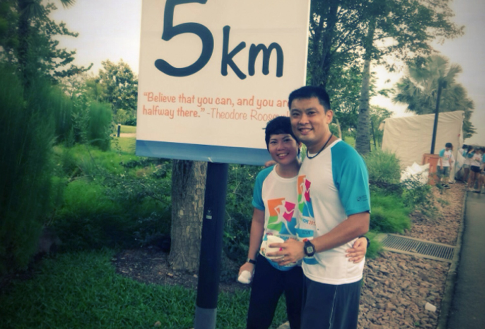 Simon and Rachel: Running Gave This Wonderful Couple a Second Chance at Life