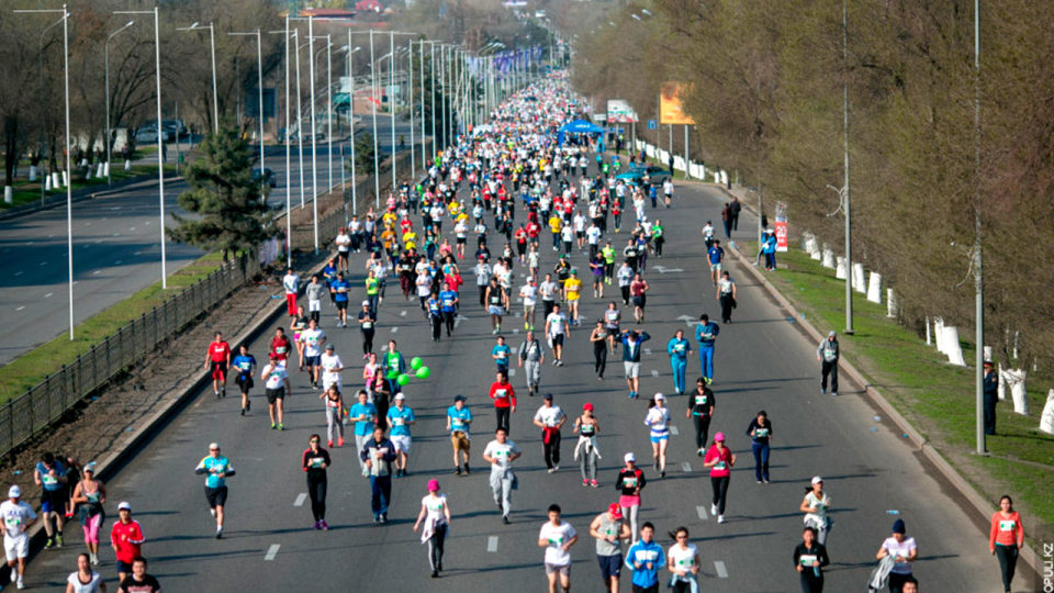 Almaty Marathon: Run and Raise Funds for Charity in Wonderful Kazakhstan!