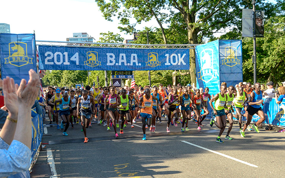 Boston Marathon Set to Field 30,000 Runners on Patriots'; Day in April 2015!
