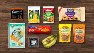 Top 10 Budget Healthy Snacks to Pack into Your Gym Bag!