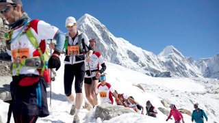Everest Marathon 2015 is Probably the Most Adventurous Trail Run in the World