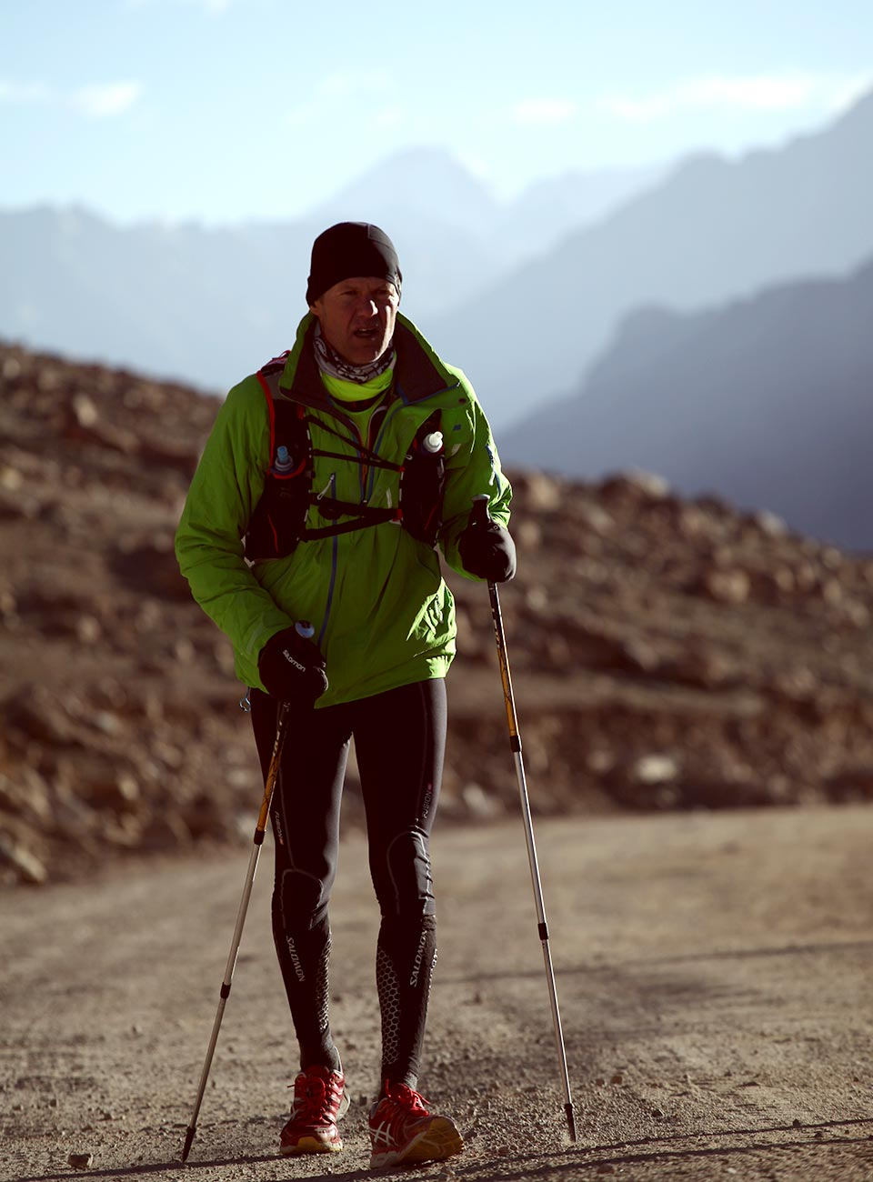 La Ultra - The High Takes Place 3,200m Above Sea Level in the Indian Himalayas