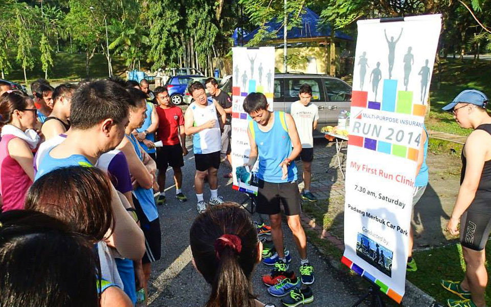 MPIB Run 2015 Returns with a 2 Month Series of Running Clinics for First Time Runners!