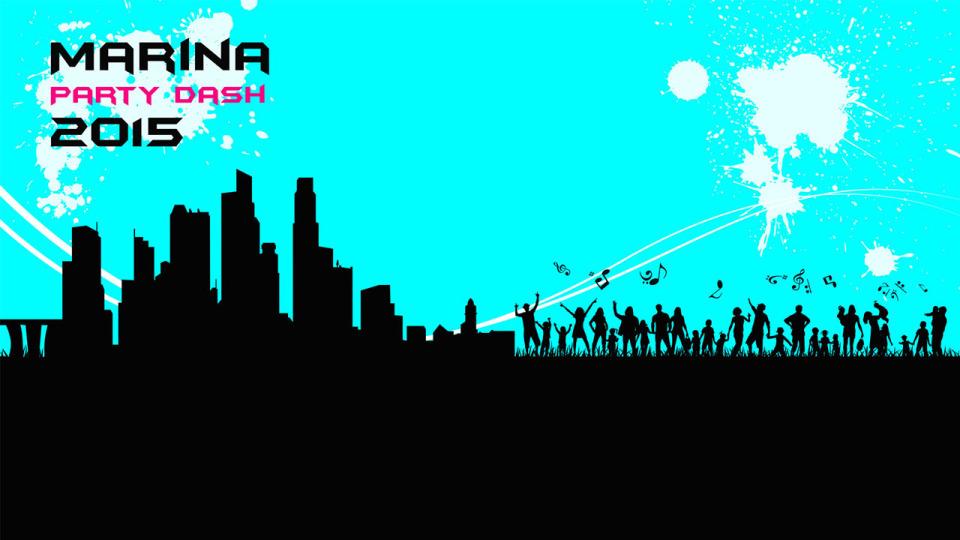 Marina Party Dash 2015
