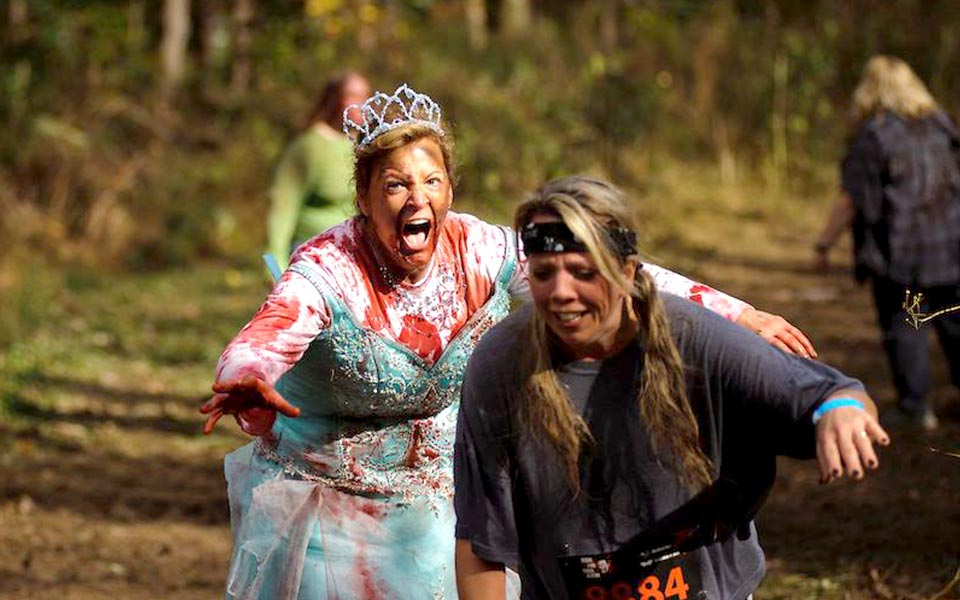 Run For Your Lives 2015 Australia: The Original Zombie Run Debuts in Sydney Next Year!