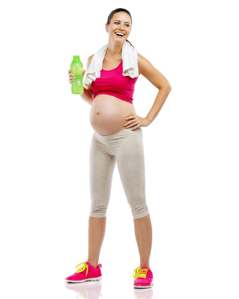 Running While Pregnant: Staying Healthy Throughout Your Pregnancy!