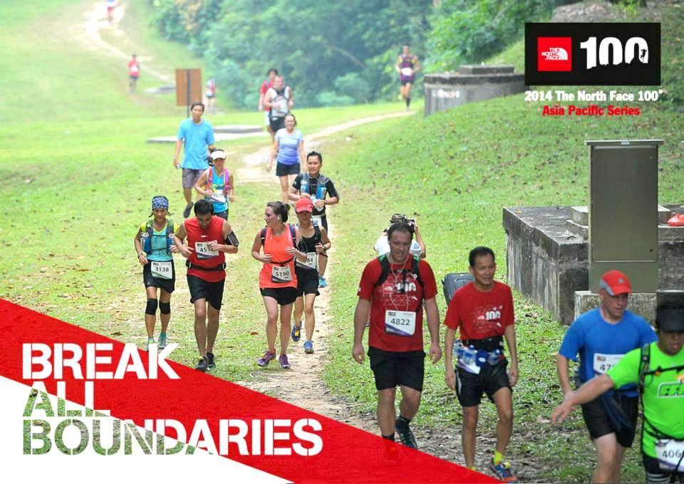 The North Face 100 Singapore Race 2014: 3,200 Trail Seekers Found the Spirit of Exploration in Singapore!