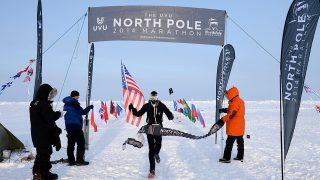 The North Pole Marathon Offers the Running Experience of a Lifetime