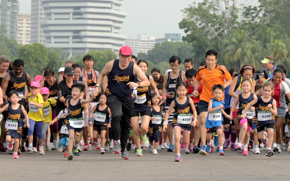 Why Children Should Join Parents in Running Events