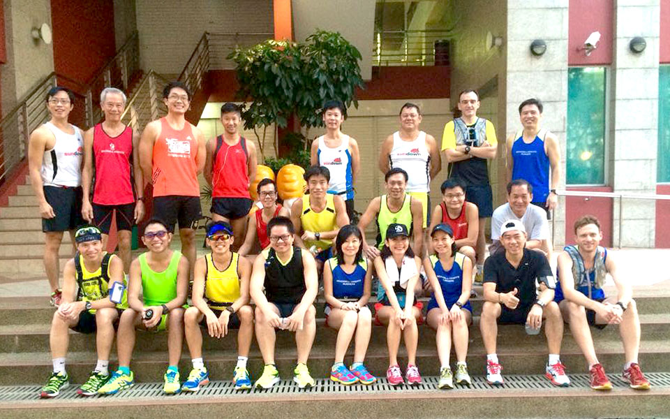 12 Great Running Community Groups in Singapore!