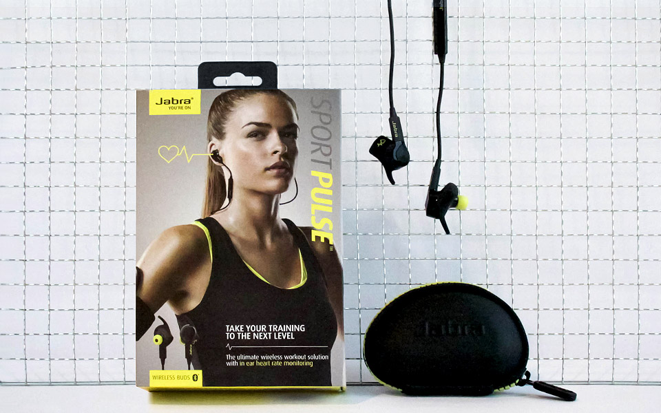 Why I Can't Keep My Ears Off the Jabra Sport Pulse Wireless Earbuds