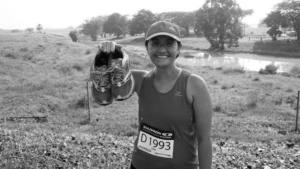 Lina: This Malaysian Running Mum Deserves A Multi-Tasking Medal!