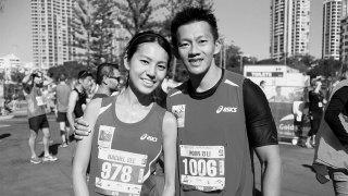 Poon Zi Li and Rachel See: Singapore's Power Running Couple is Heading to Boston!