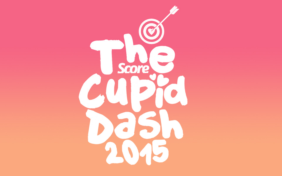 Fall in Love with the SCORE Cupid Dash 2015