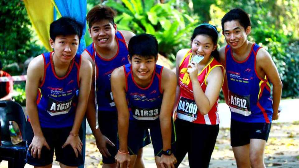 The Second Newton Challenge Penang 2015: Where Runners Wear their Hearts on their Sleeves