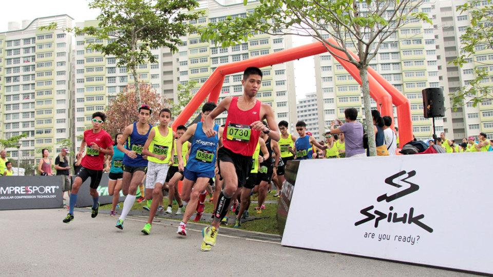 Tri Factor Run 2015