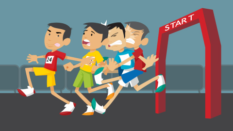 33 Race Etiquette for Runners