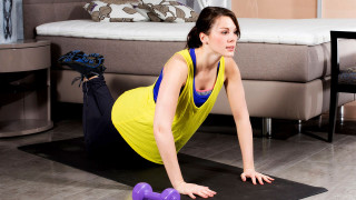 Great Hotel/Resort Room Workouts for Runners on Holiday