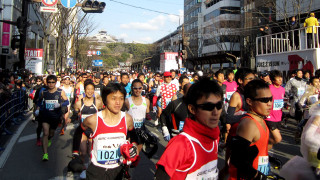 Kumamoto Castle Marathon 2015: Witness One of the Magnificent Premier Castles in Japan