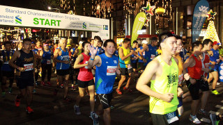 In A Runner's Shoes: Reliving Standard Chartered Marathon Singapore 2014