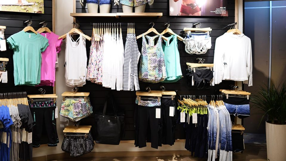 lululemon's First Store in Asia Opened in Singapore After Much Local Anticipation