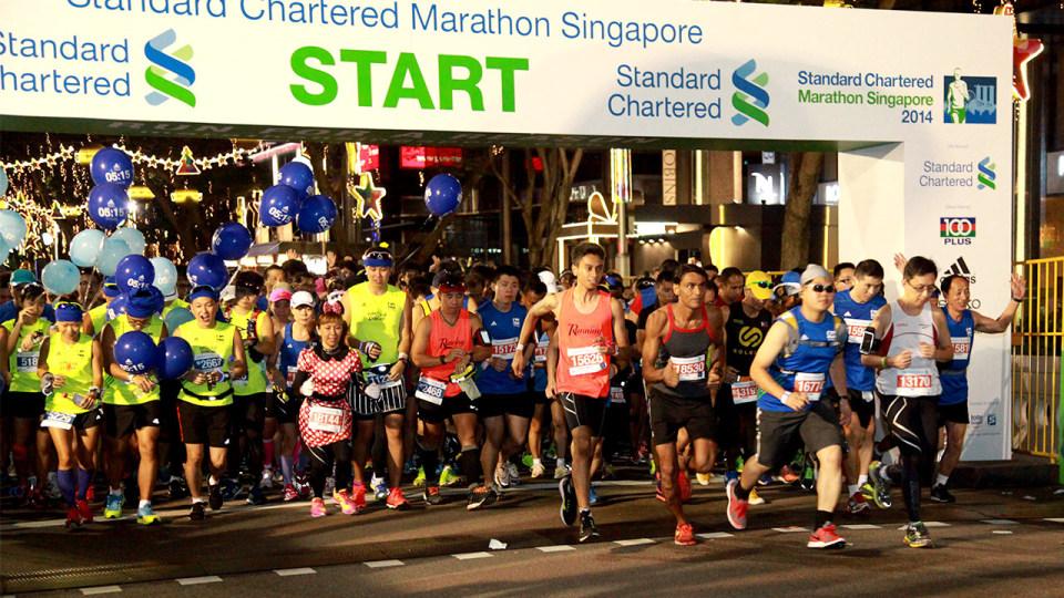 The Standard Chartered Marathon Singapore 2014: New Accomplishments and Renewed Glories