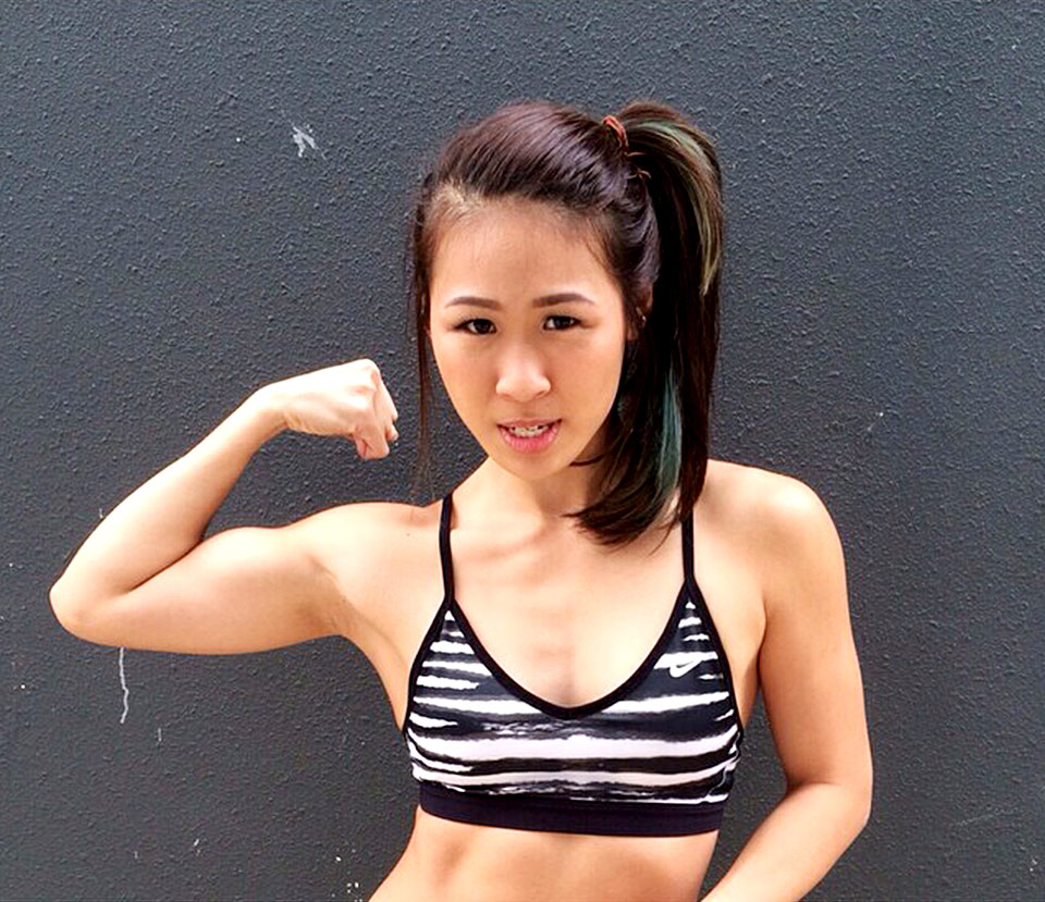 Georgina Poh: This Engaging Fitness Expert May be Young, but She's Also Unstoppable!