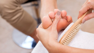 Runners Pedicure: Give Your Feet a Little Tune-Up to Stave Off Running-Related Problems