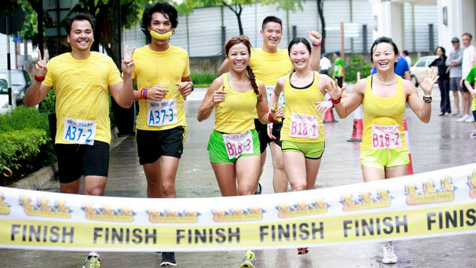 Want to Be the Top Banana at This Year's Pisang Relay Penang?