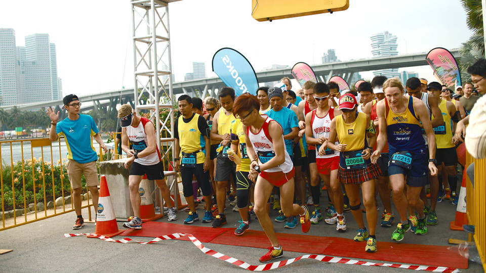 Brooks Marina Run 2015: A Night of Bright Lights with a Touch of Romance