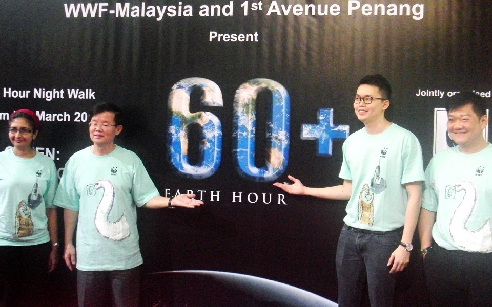 Walk the Talk: Earth Hour 2015 Night Walk