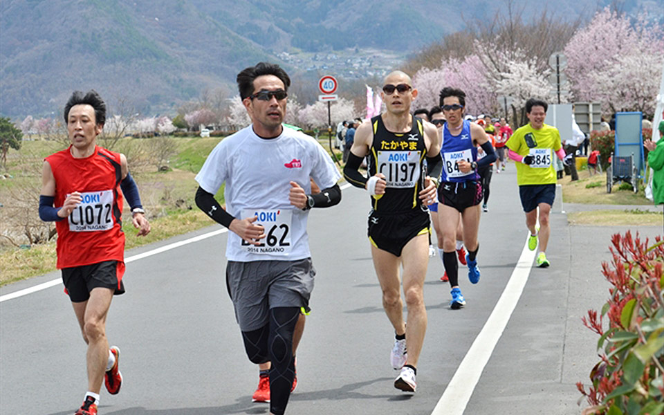 Run in the Footsteps of Champions with Nagano Marathon
